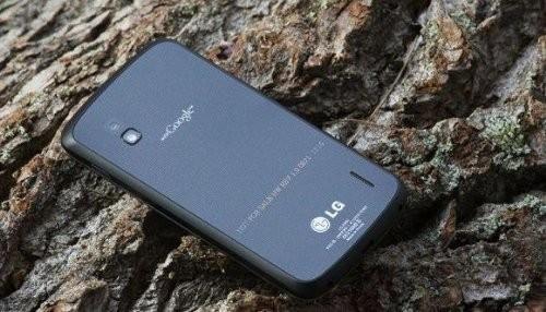Una vista previa al Nexus 4 de Google