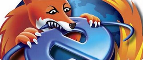 Firefox: Microsoft es el culpable de que hayamos perdido 9 millones de descargas