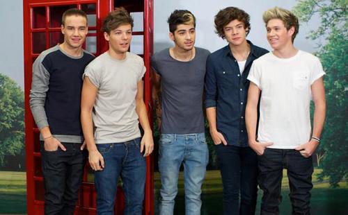 One Direction: 'Somos estúpidos, inmaduros y raros'