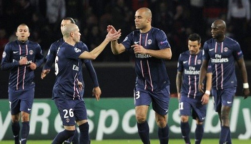 Champions League: Paris Saint Germain goleó por 4-0 al Dinamo