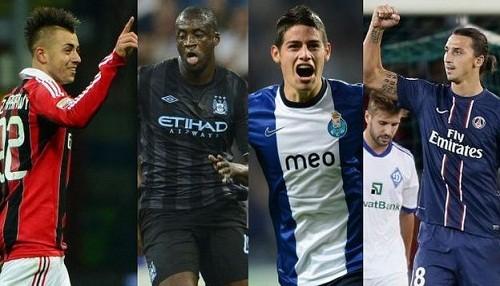 Champions League: Resultados y tablas de posiciones en el inicio de la cuarta jornada