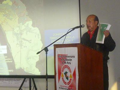 Mi Perú marcha ala Municipalidad del Callao en Protesta por la suspensión de la Transferencias
