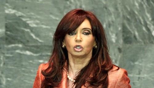 Cristina Fernández felicitó triunfo de Barack Obama