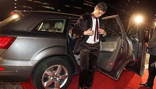 Cristiano Ronaldo y su colección de autos valorizada en 5 mlls. de euros [FOTOS]