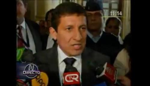 Victor Isla: Hay que darle una batalla ideológica al Movadef