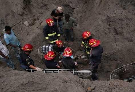 Guatemala: se registran 73 réplicas del terremoto de 4,3 grados