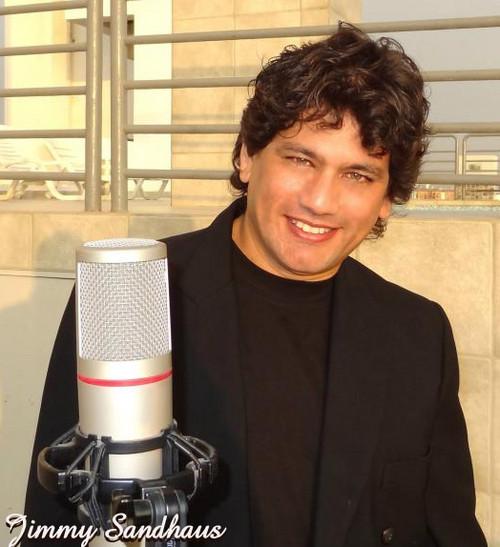 Jimmy Sandhaus Recuerdos de una noche en version TEX MEX