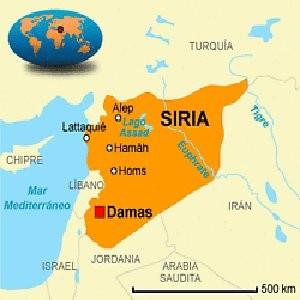 Israel lanza ataque a territorio sirio en señal de advertencia