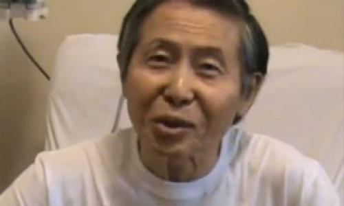 Dejen hablar a Fujimori