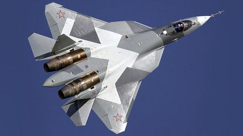El caza ruso PAK-FA de quinta generación tendrá nuevos motores