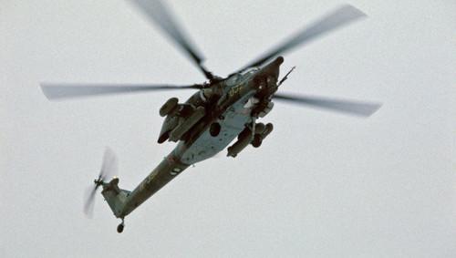 Rusia tendrá su nuevo  helicópteros Mi-28N Cazador Nocturno en el 2013  [FOTO]