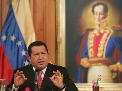Hugo Chávez: Son una salvajada los bombardeos de Israel en la Franja de Gaza