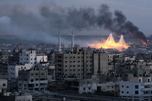 Irán: El mundo musulmán debe vengarse de los crímenes hechos por Israel