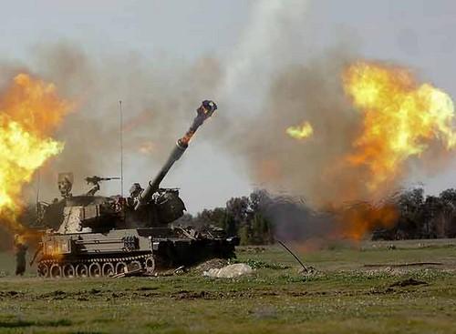 Israel lanzó  ataques contra Siria