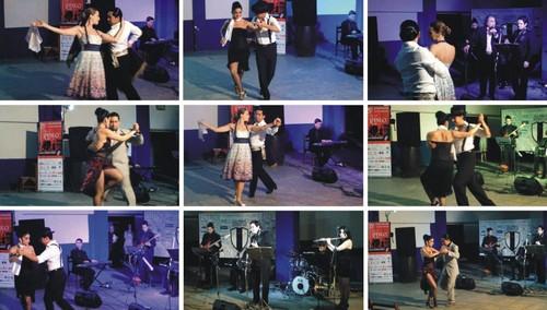 Invitación conferencia de prensa martes 20: IV Festival Internacional Perú Tango 2012 (Video)