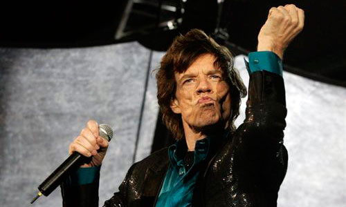 Mick Jagger le lanza flores a One Direction: me recuerdan a los Rolling Stones