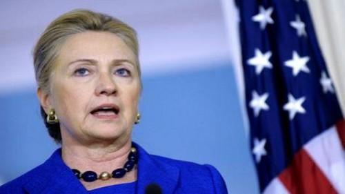 Hillary Clinton viaja de urgencia a Medio Oriente para mediar conflicto entre Israel y Gaza