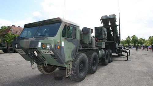 Turquía tendrá sistemas de misiles Patriot de la OTAN