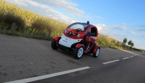 París: Los bomberos usarán el genial Renault Twizy