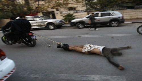 Ejecutaron a seis palestinos acusados de colaborar con Israel
