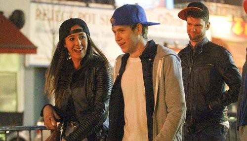 Niall Horan se va de fiesta con Amy Green [FOTOS]