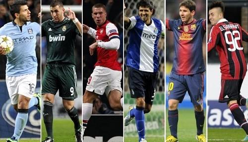 Champions League: Así quedaron las tablas al final de la quinta fecha
