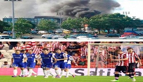 Europa League: UEFA suspende partido en Israel por atentado terrorista