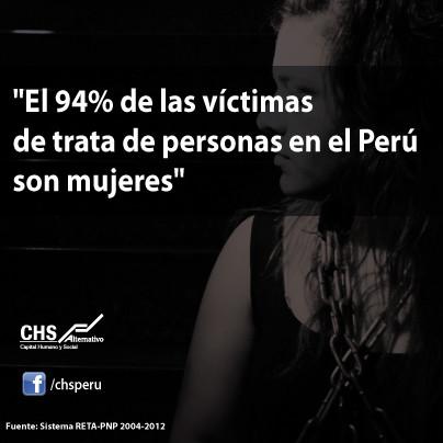 Violencia y falta de oportunidades pone en riesgo a mujeres de caer en redes de la trata