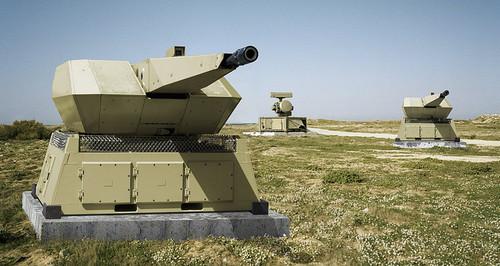 Alemania recibe nuevos sistemas antiaéreos Mantis