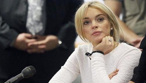 Lindsay Lohan es una mentirosa, según la policía
