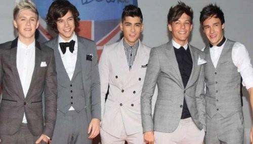 One Direction trabaja discretamente en su fragancia junto a Olivann Beauty
