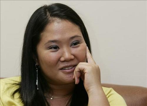 Keiko Fujimori: tengo fe en que Alberto Fujimori sea indultado por Navidad
