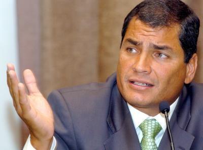 Rafael Correa: la oposición tratará de dar un golpe de Estado