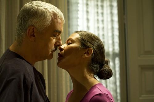 Gonzalo Perdomo rueda '15 años' en Madrid con la actriz Orisel Gaspar