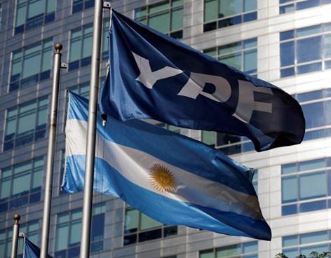 Repsol denuncia a la Argentina por confiscación de acciones en YPF