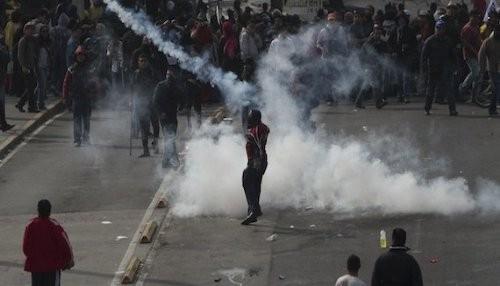 [México] Brotes de insurrección