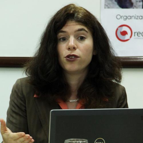 Melinda Saint Louis: 'Siento vergüenza que una empresa que contaminó quiera evadir sus responsabilidades y demande al Estado peruano'
