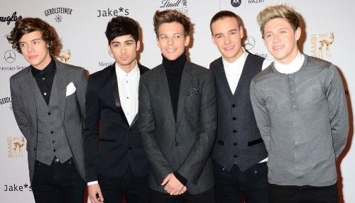 One Direction otro de los desairados en los Grammys 2013
