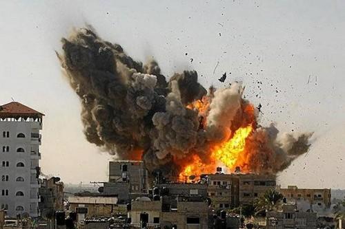 Brigadas de Hamás prometen  desterrar a Israel de sus tierras ocupadas