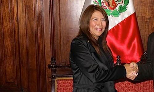 Congresista Cordero: fui a la celda de Fujimori porque debo asistir al necesitado