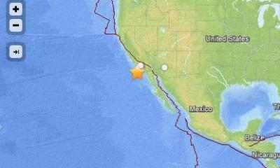 Estados Unidos es sacudido por sismo de 6,1 grados