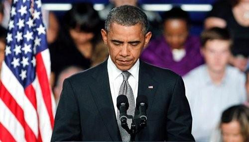 Obama: Nuestros corazones están rotos por las familias de las víctimas del tiroteo de Connecticut