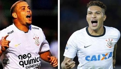 Ronaldo felicitó a Paolo por el título del Mundial de Clubes: ¡Grande Guerrero!