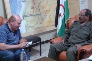 El pueblo saharaui tiene derecho a su autodeterminación y Marruecos a respetarlo
