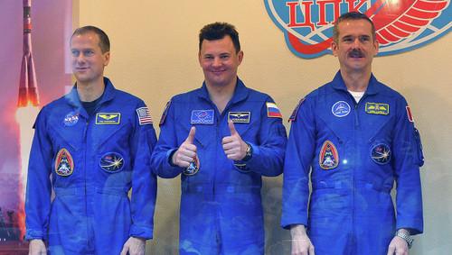 Rusia tiene todo listo para que la  nave Soyuz TMA-07M parta mañana