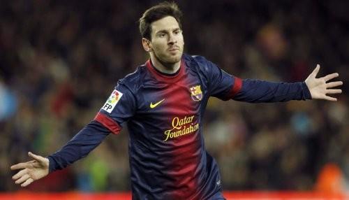 Messi amplía contrato con el Barcelona hasta el 2018