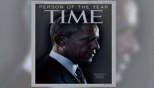 Barack Obama es elegido 'Persona del Año' 2012 por Time