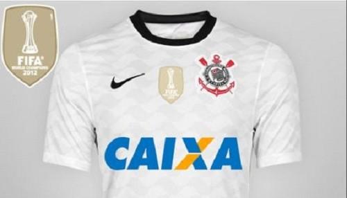 Camiseta de Corinthians ya lleva el escudo de campeón del Mundial de Clubes