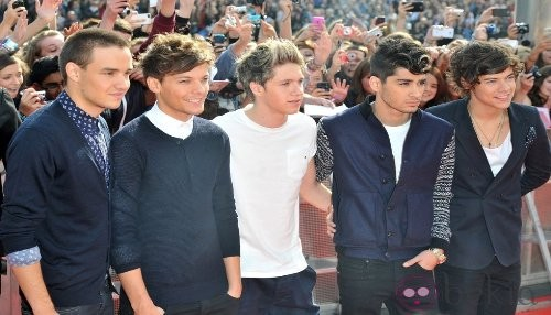 One Direction estará en la final de Factor X EE.UU.