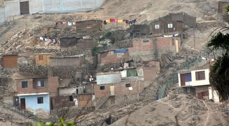 El Agustino: plan de vivienda abarca construcción de edificios en cerros